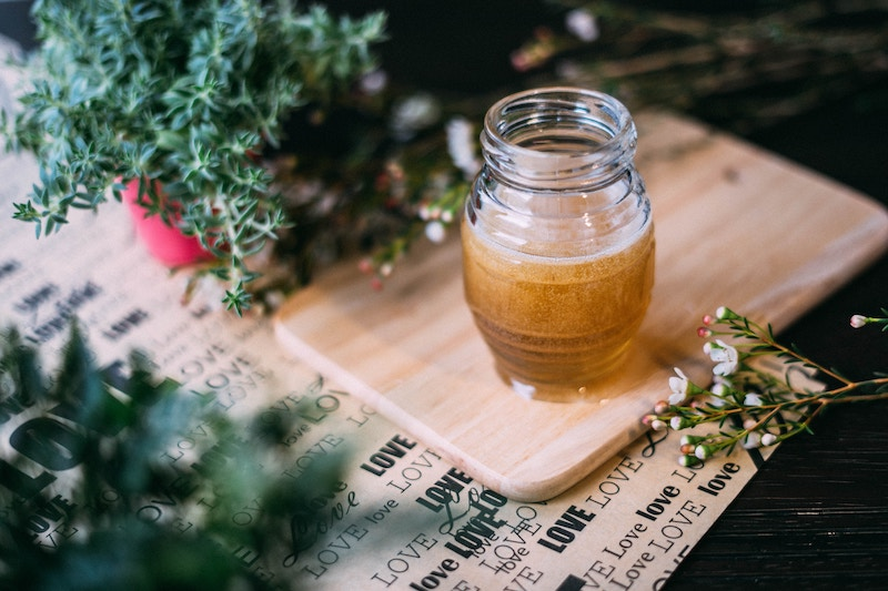 homemade cough syrup with thyme and honey recipe - livingmividaloca.com - #LivingMiVidaLoca #coughsyrup #homemademedicine