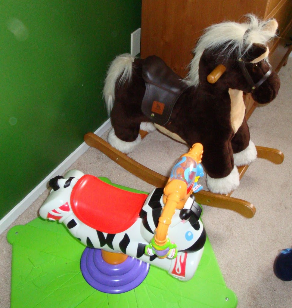fisher price horse for toddlers