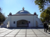 Mausoleum in Mexico