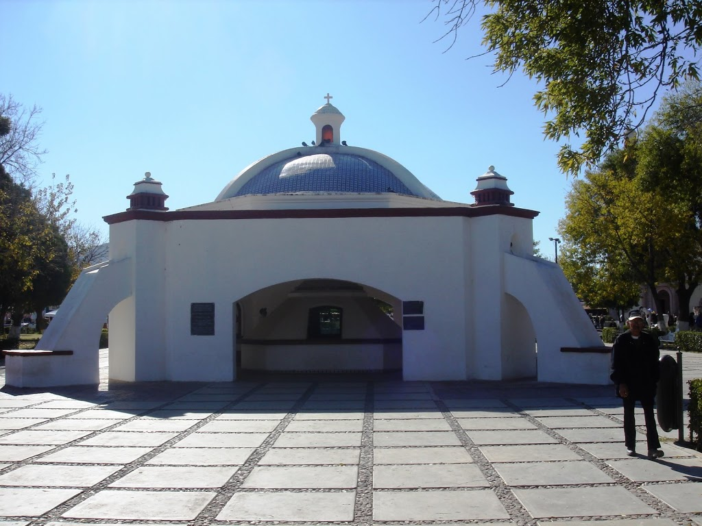 Mausoleum in Mexico
