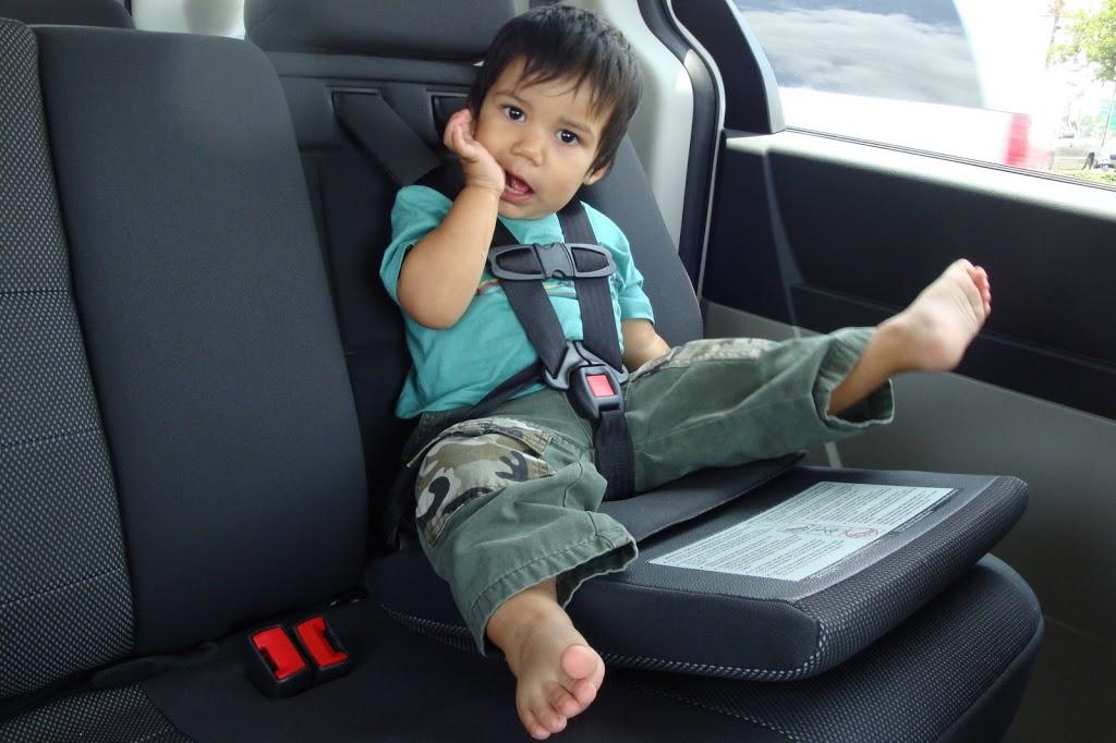 built-in car seats