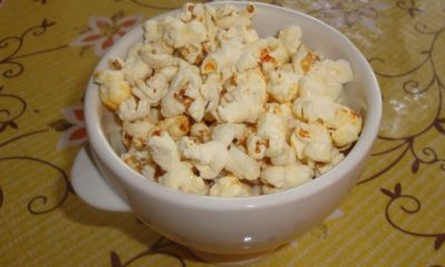 Kettle corn recipe - LivingMiVidaLoca.com