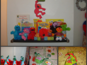 Sesame Street kids party