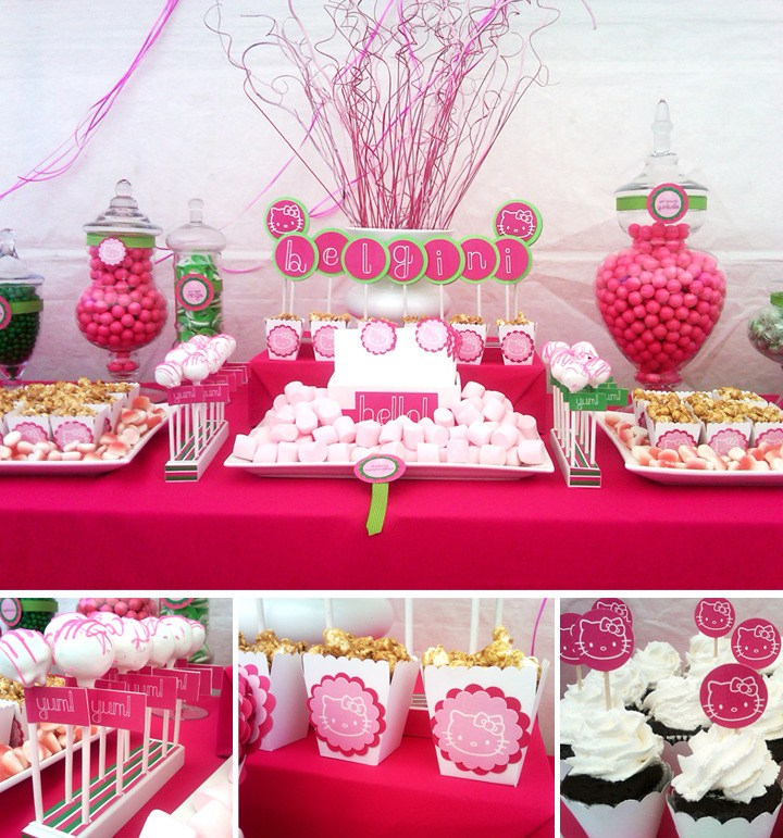 Hello Kitty Eye Candy Party Ideas And Dr Marten Boots Living Mi