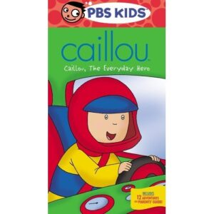 caillou - banned show