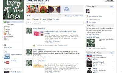 new facebook layout - livingmividaloca.com