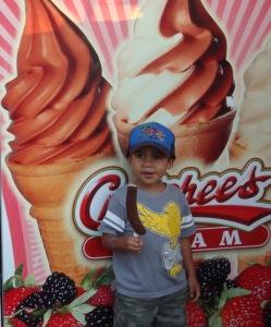 Crutchess Ice Cream
