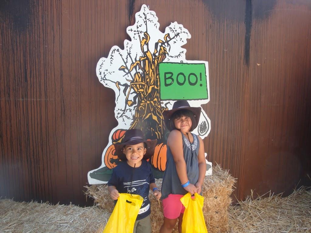 Knott's Scary Farm for kids