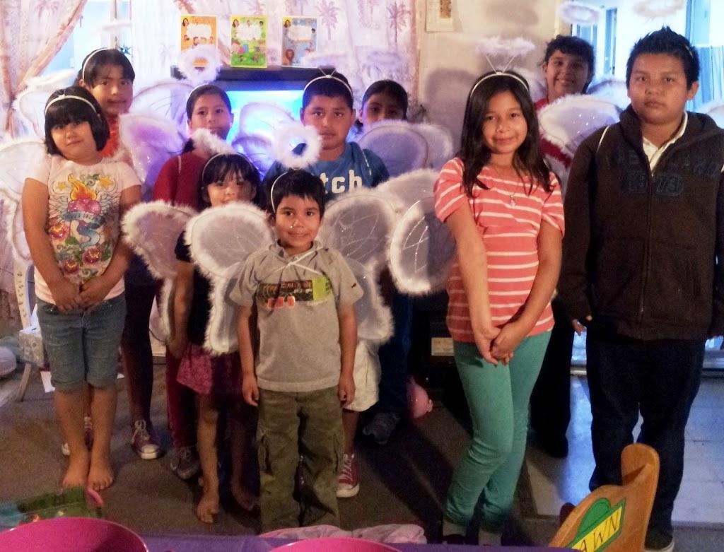 Little Angels viewing party - livingmividaloca.com
