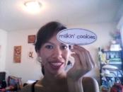 Milkin-Cookies