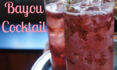 Blue Bayou Cocktail Recipe - LivingMiVidaLoca.com