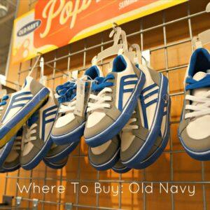 boy sneakers from old navy -- livingmividaloca.com