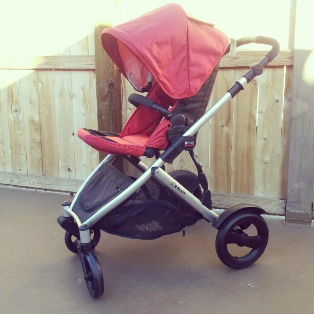 Britax -B-Ready stroller