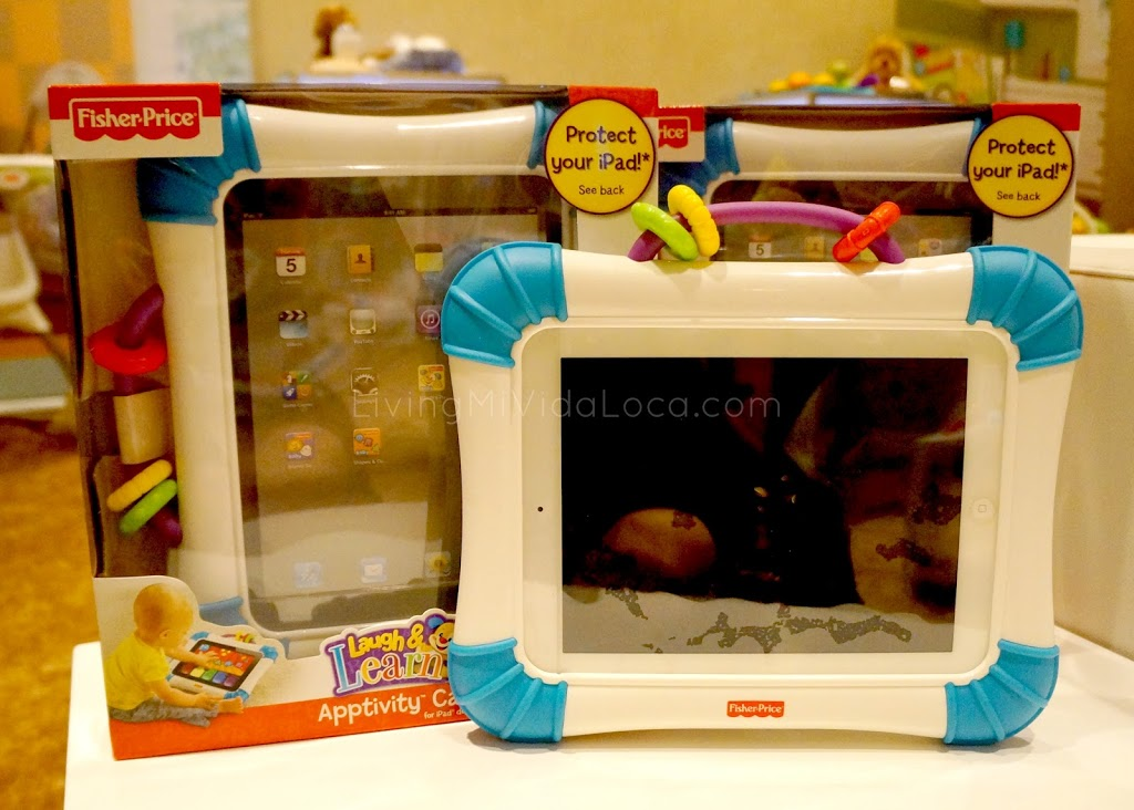 Fisher-Price Laugh and Learn Apptivity