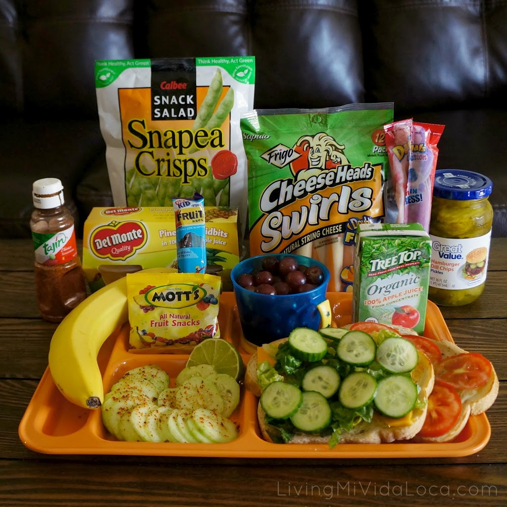 healthy snacks to eat at school