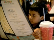 Son and Kids menu
