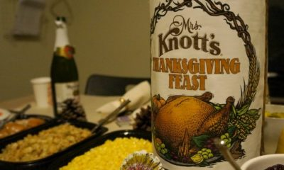 Mrs. Knott's Thanksgiving dinner