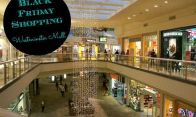Black Friday shopping at Westminster Mall