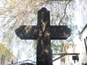 Cross at Placita Olvera