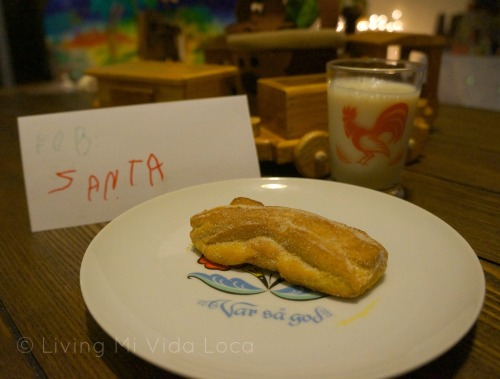 Pan dulces for Santa