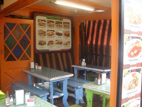 Rodolfo's Restaurant at Placita Olvera