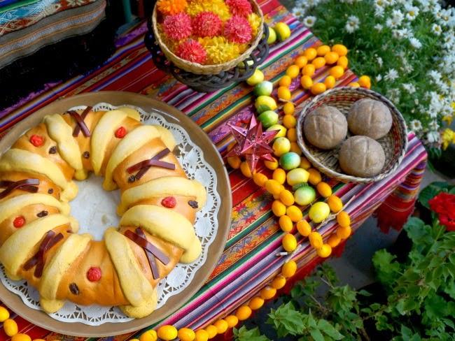 Rosca de reyes -- livingmividaloca.com