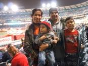 Monster Jam at Anaheim Stadium