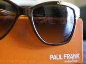 excuse to travel Paul Frank sunglasses