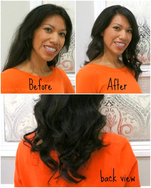 Before and after a Blowout