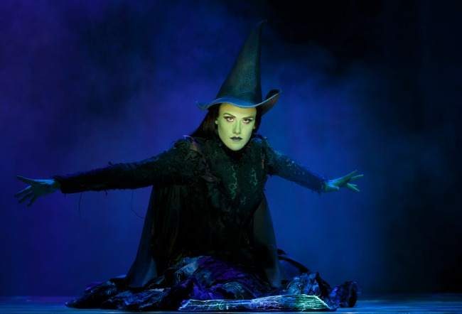 Wicked at Segerstrom Center