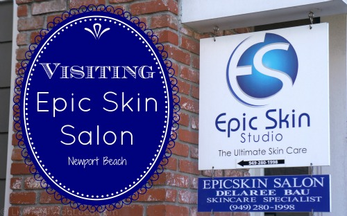 Visiting Epic Skin Salon