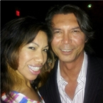 Lou Diamond Phillips and Pattie Cordova