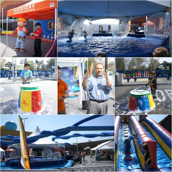 bubblefest at discovery science center