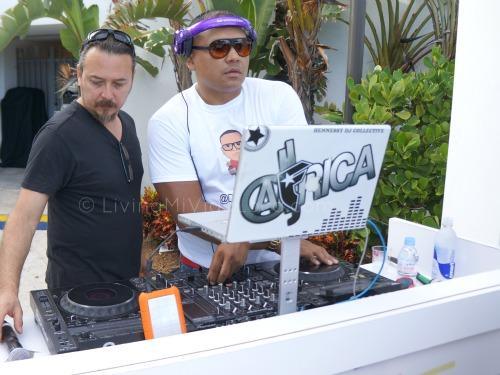 dj africa parties in Miami