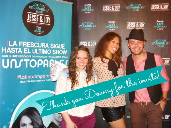 Jesse and Joy at Downy