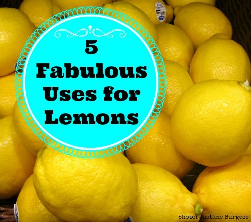different ways to use lemon