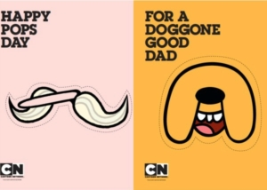 cartoon network father's day