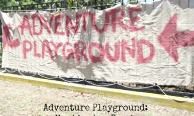 Adventure Playground at Huntington Beach
