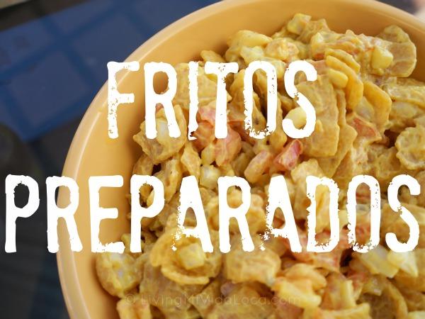 Fritos Preparados recipe