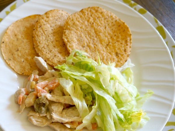 chickenless chicken salad recipe