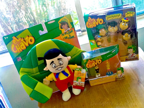el chavo toys collection