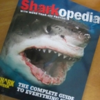 sharkopedia book
