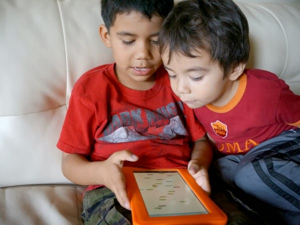 The iDeaPLAY android tablet is perfect for kids! | Living Mi