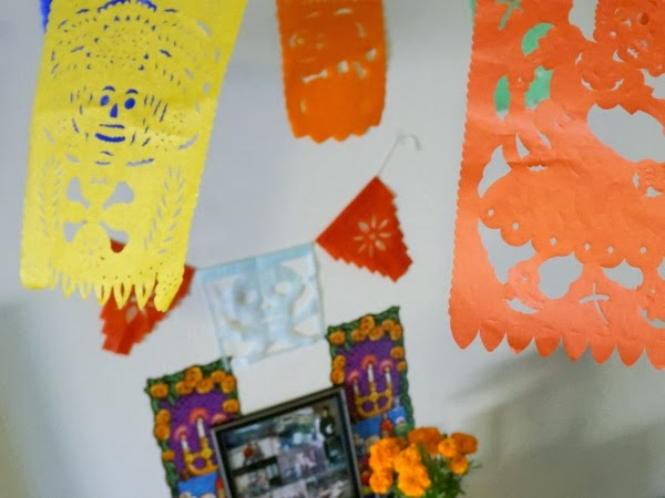 papel picado from tijuana