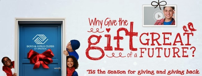 boys and girls club holiday campaign #greatfutures #mc