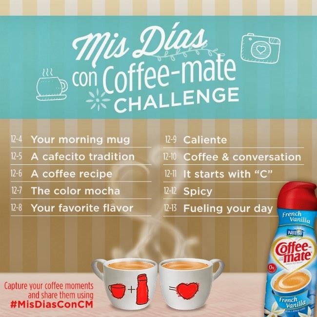 Coffee-mate challenge #misdiasconcm