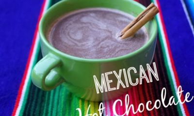 DIY Easy Mexican Hot Chocolate Recipe