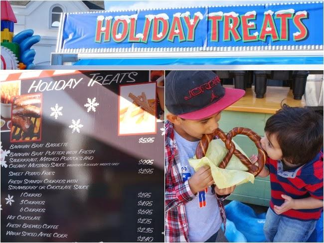 holiday treats at legoland california resort -- livingmividaloca.com