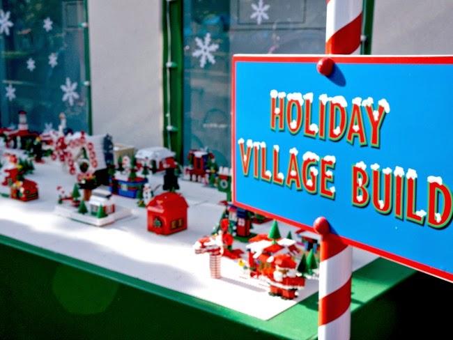holiday village build at legoland california resort -- livingmividaloca.com