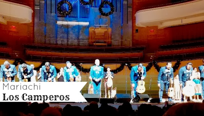 mariachi at Ssegerstrom Center